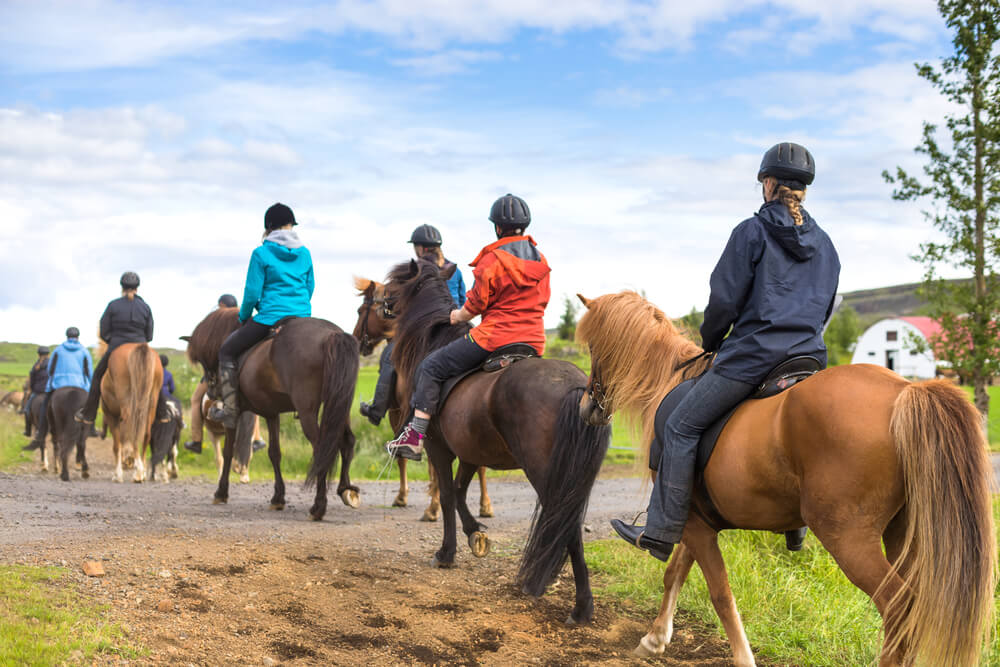 Riding & Golden Circle – Classic Iceland