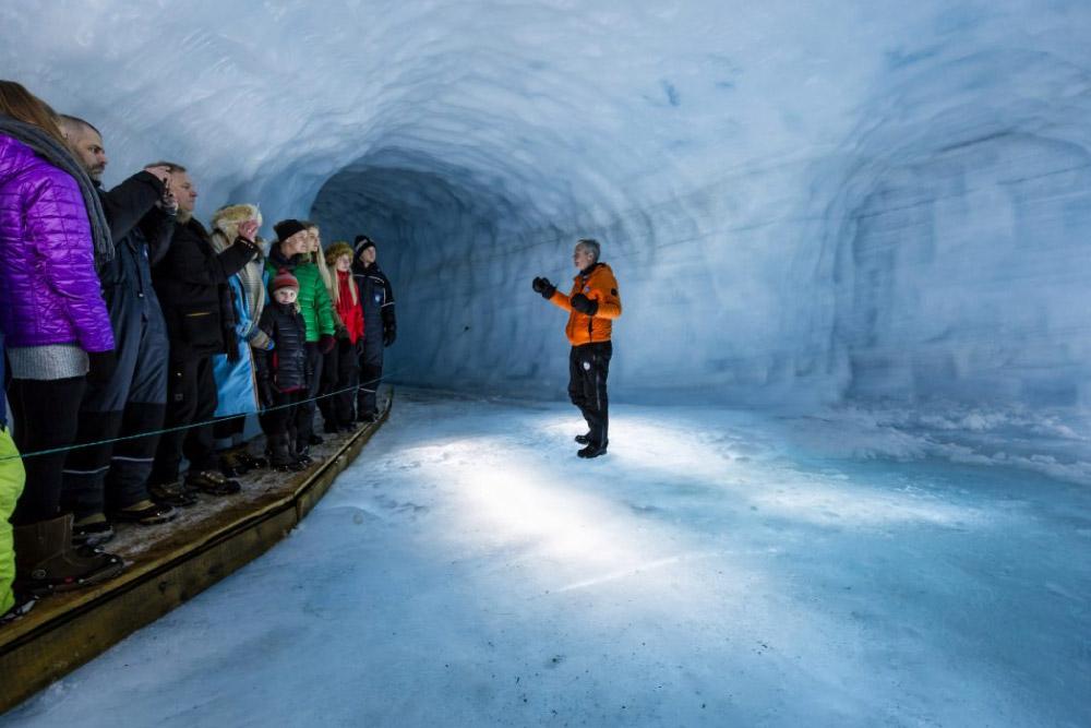 Adventure tours classic iceland into the glacier extended tour solutioingenieria Images