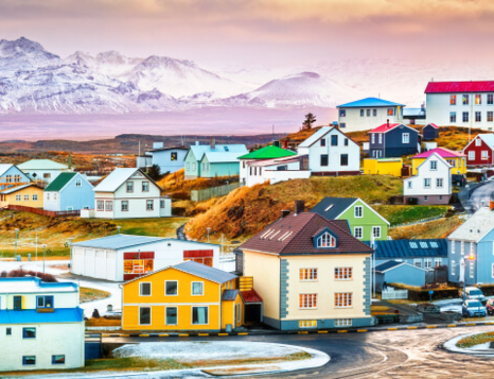 Attractions on the Snaefellsnes Peninsula in West Iceland