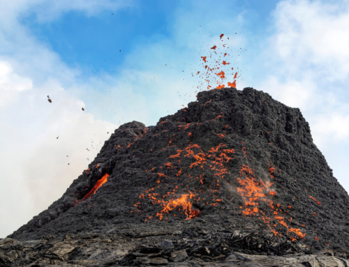 How to see Fagradalsfjall active volcano in Iceland – preperation, direction and tips